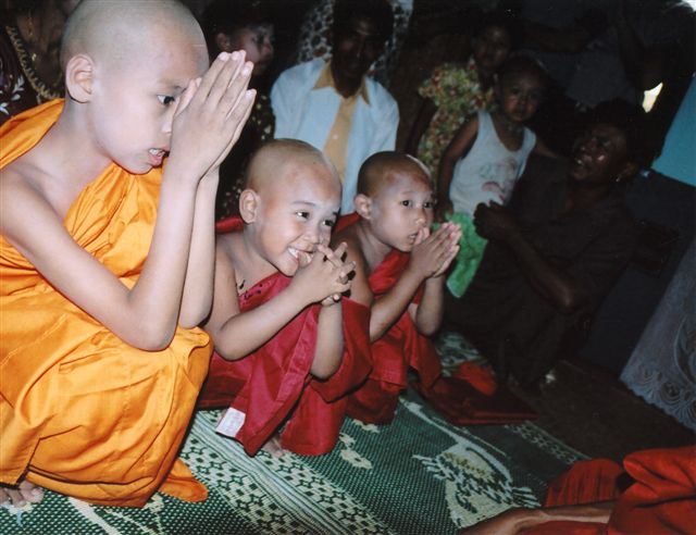 Photos of Burma