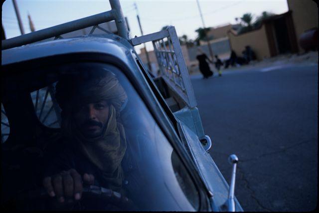 Kira Salak in Libya