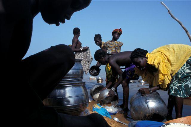 Photos of Kira Salak Kayaking 600 Miles To Timbuktu, Mali