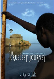 "Kira Salak's ""The Cruelest Journey"""